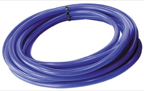 <strong>Silicone Vacuum Hose<strong><br />3/16&quot; (5mm) I.D, Wall 4mm, 50 Foot (15m)  Roll, Blue