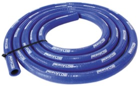 <strong>1-1/4&quot; (32mm) I.D Heater Silicone Hose </strong><br />Gloss Blue Finish. 13ft (4 metre) Roll