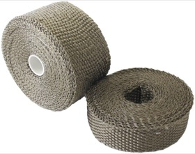 <strong>Exhaust Insulation Wrap</strong><br /> 1