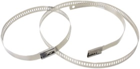 <strong>Snap Lock Ties </strong><br /> Stainless Steel Ties 12 pieces x 9