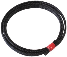 <strong>PET Flex Braid Heat Sleeve</strong><br />1 Meter, Up TO 1/4&quot I.D, Tight Weave High Coverage