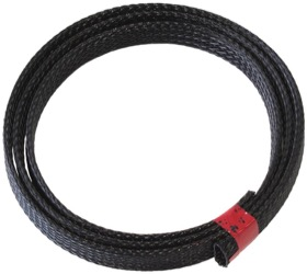 <strong>PET Flex Braid Heat Sleeve</strong><br />7.6 Meter, Up TO 1/2&quot I.D, Tight Weave High Coverage