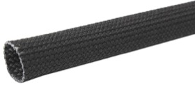 <strong>Braided Sleeve Heat Shield</strong><br />1/4&quot; (6.35mm) I.D, 1 Meter (3 Feet) Length, Suit -4 Braided Hose (-3 & -4 PTFE Hose)