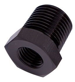 "<strong>NPT Pipe Reducer 1"" to 3/4"" </strong> <br />Black Finish"