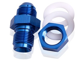 <strong>Fuel Cell Fitting -16AN</strong><br /> Blue Finish