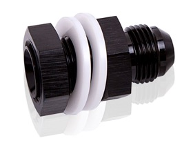 <strong>Fuel Cell Fitting -16AN</strong><br /> Black Finish
