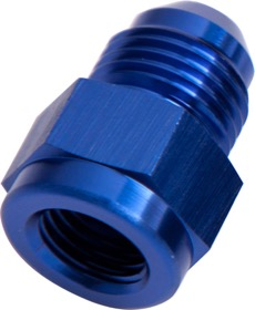<strong>AN Flare Expander Female/Male -8AN to -12AN </strong><br />Blue Finish