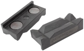 <strong>Nylon Magnetic Vice Jaws - Black</strong><br />