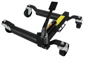 <strong>Qwik-Lift Vehicle Positioning Jack (Single) </strong><br />For Wheel/Tyre Combinations up to 12