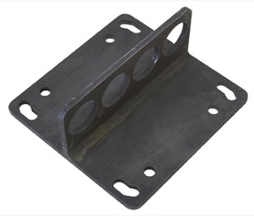 <strong>Engine Lift Plate </strong><br /> Zinc plated steel, will fit most 4 barrel manifolds