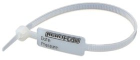 <strong>Pressure Testing Tag </strong><br />With Date & Pressure (50 Pack)