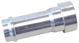 <strong>Weld-On Barb Fitting </strong><br /> 5/16&quot; Aluminium