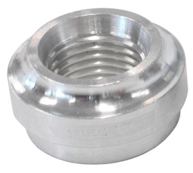 <strong>Aluminium Weld-On Female ORB Fitting -3AN </strong><br />