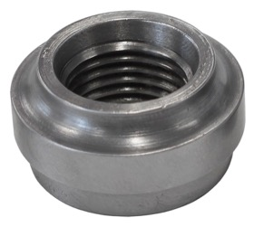 <strong>Steel Weld-On Female ORB Fitting -10AN</strong> <br />