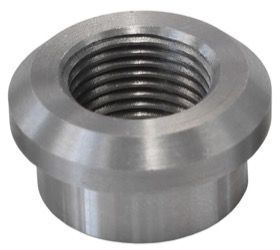 "<strong>Steel Weld-On Female NPT Fitting 1/8"" NPT </strong><br />"