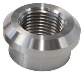 <strong>Stainless Steel Weld-On Female NPT Fitting 1/8&quot; NPT</strong><br />