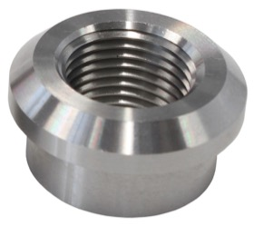"<strong>Stainless Steel Weld-On Female NPT Fitting 3/8"" NPT</strong><br />"