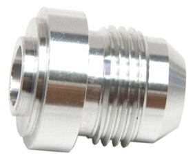 <strong>Aluminium Weld-On Male AN Fitting -6AN</strong> <br />25 pack