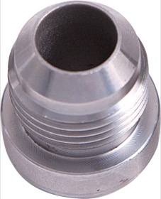 <strong>Steel Weld-On Male AN Fitting -6AN</strong><br />