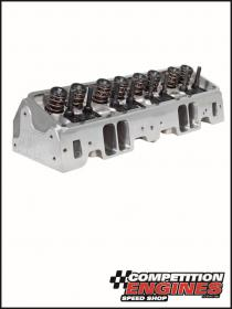 AFR-1040 195cc Eliminator Aluminium Cylinder Heads (Angled Plug)  65cc Combustion Chamber. Suit S/B Chev