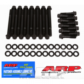 ARP Cylinder Head Bolts Pro Series 12 Point 7/16 With Under Cut Bolts Suit Early 12 Bolt Holden 253-308