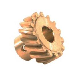 COMP Cams Bronze Distributor Gears - Distributor Gear, Aluminum, Bronze, Race, .500 in. Diameter Shaft, Ford, 351C, 351M, 400, 429, 460, 332-428 FE