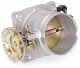Edelbrock 3812, Edelbrock Throttle Body 75mm Ford 5.0L (Universal, Race Use Only)  Multi-port injection, MPI