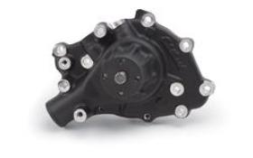 Edelbrock Victor Series Alloy Water Pump Powdercoated In Black RH Inlet Suit 289-351W