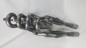 COMPETITION PLUS  EXTRACTORS TO SUIT FORD WINDSOR ** 409 STAINLESS STEEL , 2