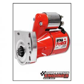 MSD-5096 MSD Red DynaForce Starter - GM LS1-LS7 Engines, High Torque, 4.4:1 gear reduction