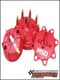 MSD-84085  MSD Ignition Distributor Cap and Rotor Kit (PN 8408, PN 8423),  MSD Distributors