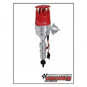 MSD-8595 MSD Ready-to-Run Distributor, Ford FE 332, 352, 360, 390, 406, 410, 427, 428, Mechanical & Vacuum Advance