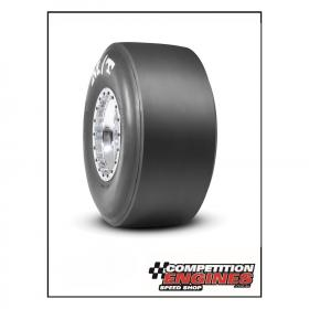 MT-3074  Mickey Thompson ET Drag Slick  32 x 14.0 x 15  Bias-Ply, L8 Compound, Solid White Letters