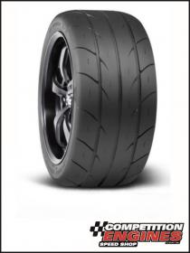 MT-3452  Mickey Thompson ET Street S/S Radial Tyre  255 x 60 x 15  Blackwall,  R2 Compound
