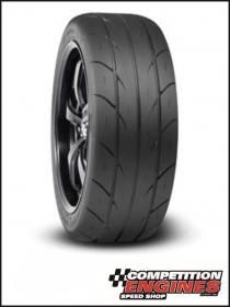 MT-3460  Mickey Thompson ET Street S/S Radial Tyre  255 x 50 x 16  Blackwall, R2 Compound