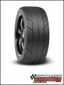 MT-3472  Mickey Thompson ET Street S/S Radial Tyre  305 x 45 x 17  Blackwall, R2 Compound