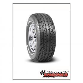 MT-6030 Mickey Thompson Sportsman S/T Radial Tyre  275 x 60 x 15   Solid White Letters, T Speed Rated