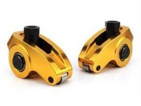 COMP CAMS Ultra-Gold™ ARC Series Aluminum Rocker Arms: Ford; 3/8