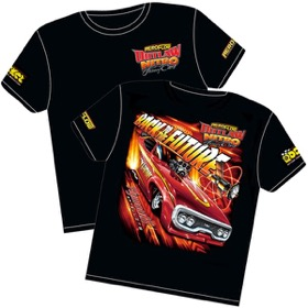 <strong>'Back to the Future' Plymouth Satellite Outlaw Nitro Funny Car T-Shirt </strong><br /> XXXL