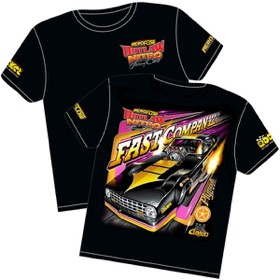 <strong>'Fast Company' Plymouth Arrow Outlaw Nitro Funny Car T-Shirt</strong> <br /> X-Large