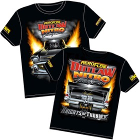 <strong>Knights of Thunder Series T-Shirt</strong> <br />X-Large