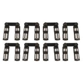 COMP CAMS Lifters, Elite Race, Mechanical Roller, Horizontal Link Bar, Ford, Small Block, Set of 16