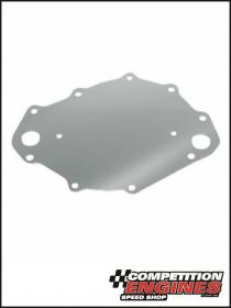 Meziere WP109U, Ford 429, 460 Big Block, Water Pump Back Plate, Polished Finish