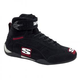 SIMPSON SHOES - Adrenaline Black Size 9 SFI Approved Driving Shoes