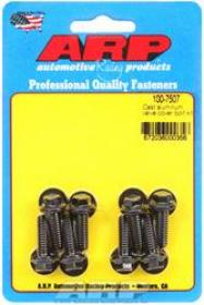 ARP VALVE COVER BOLTS Chromoly Black Oxide Hex 1/4-20 Set Of 8