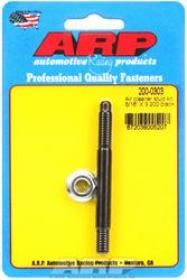 ARP Air Cleaner Stud/Nut Steel Black Oxide 5/16-18 3.200in Length