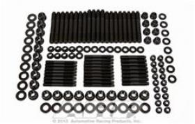 ARP Cylinder Head Stud Kit ARP2000 Black Oxide 12-Point Suit LS Dart Iron Block With 23 Bolt Head