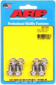 ARP VALVE COVER BOLTS Stainless 12-Point 1/4-20 For Stamped Steel Covers Set Of 8