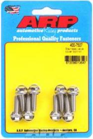 ARP VALVE COVER BOLTS Stainless Hex 1/4-20 For Alloy Valve Covers Set Of 8