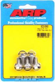 ARP  HEX 3/8 Wrench Head 5/16-18 .560 length Stainless Steel Polished Pack of 5
